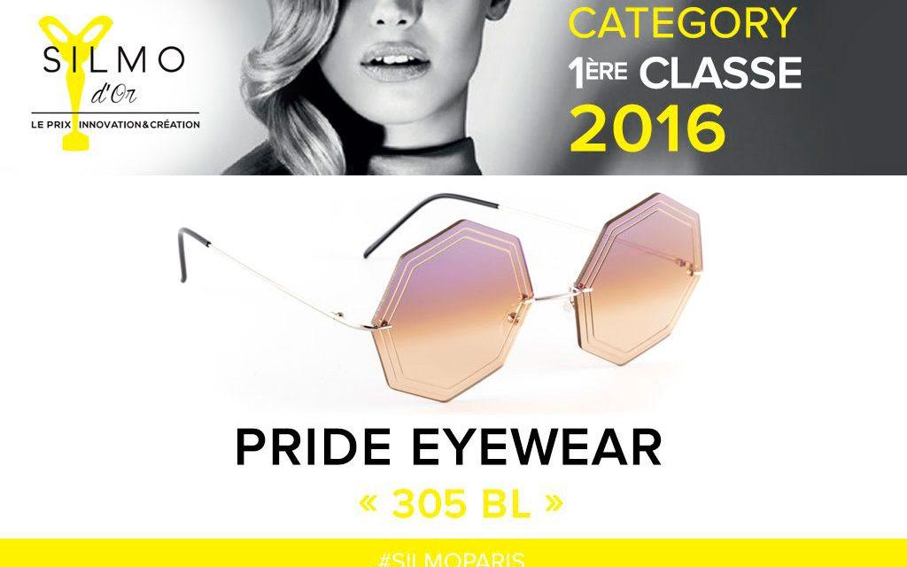 Pride Eyewear wins Silmo 2016